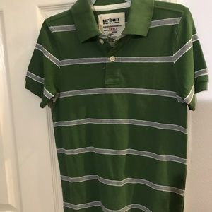 Boys size small Polo shirt new without tag
